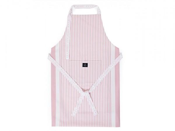 Lexington Küchenschürze Apron high Pink/White