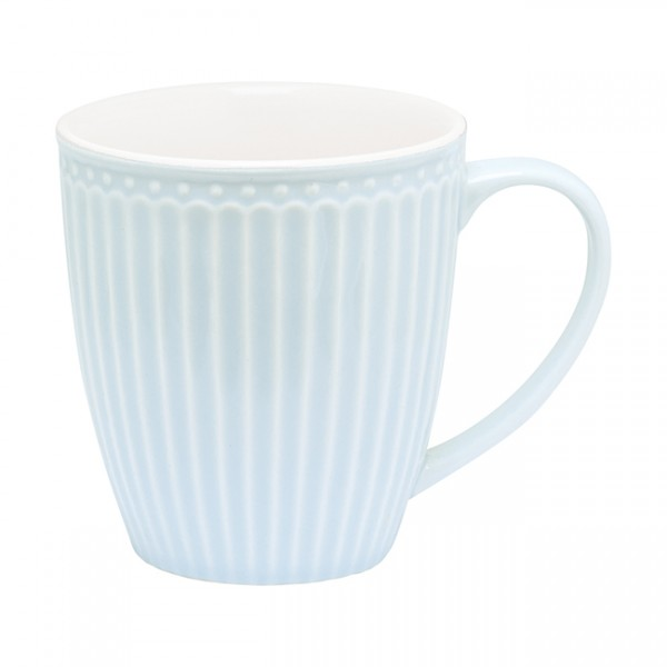 GreenGate Henkeltasse / Mug, Alice Pale Blue