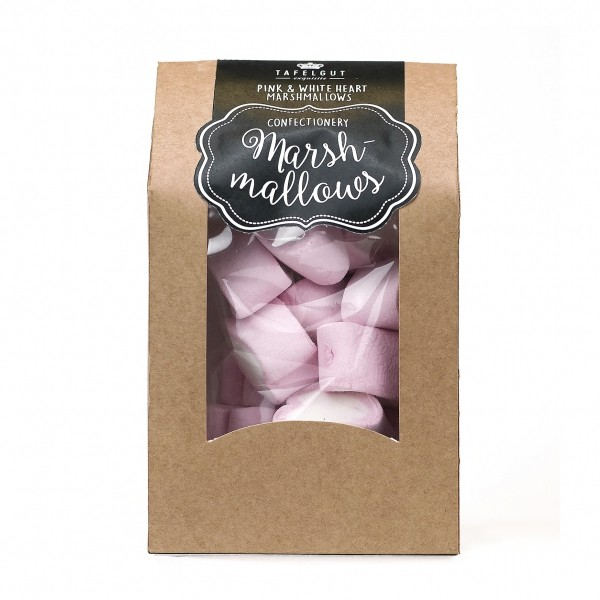 Tafelgut Marshmallow Herzen