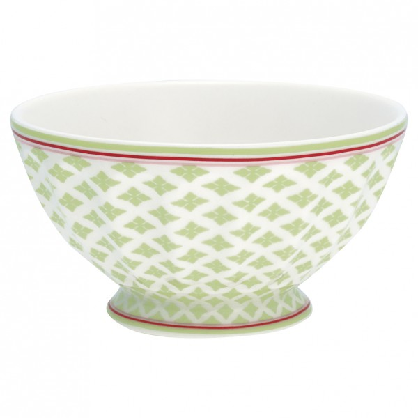 GreenGate Schale / French Bowl Sasha Green