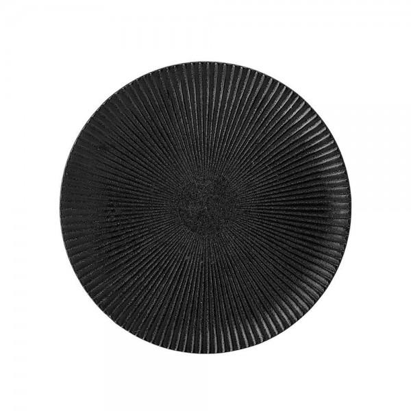 Bloomingville Kuchenteller Neri, 18 cm