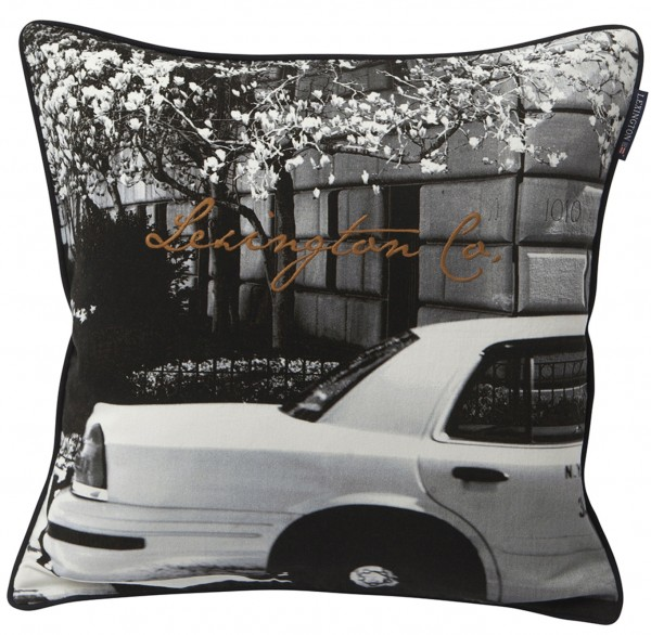 Lexington Photoprint Car Sham / Kissenhülle