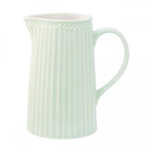 GreenGate Krug / Jug, Alice Pale Green