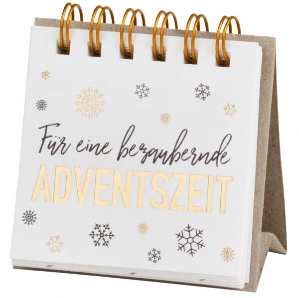 """Herzstücke Kleine Botschaften """"Adventsbotschaften"""""""