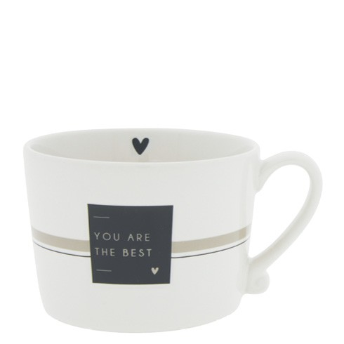 Bastion Collections Cup White / Your are the best
