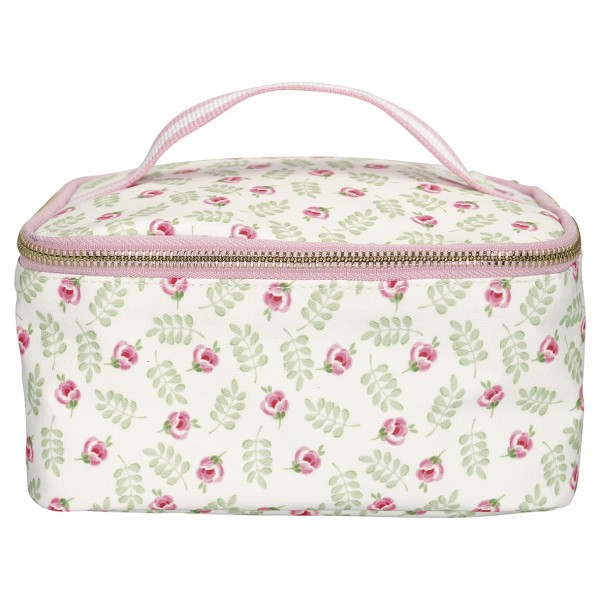 GreenGate Brotzeittasche / Lunchbag Lily Petit White