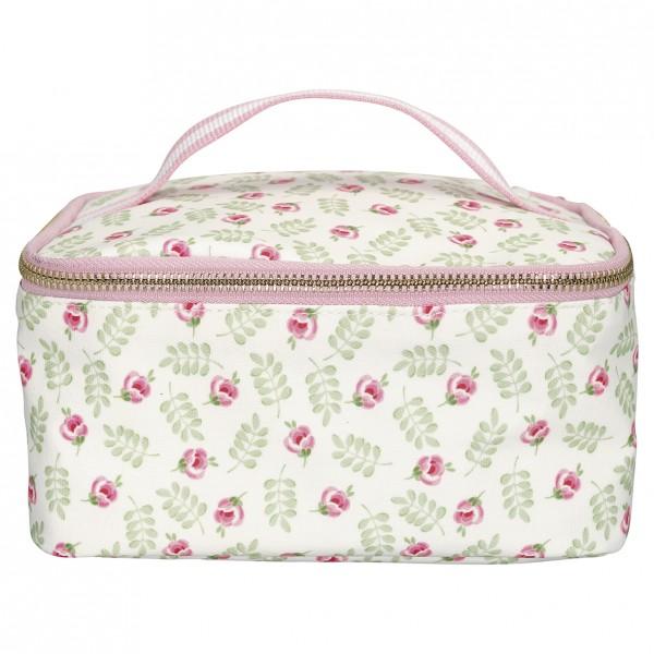 GreenGate Brotzeittasche / Lunchbag Lily Petit White