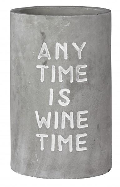 "Räder Weinkühler ""Any time is winetime"""