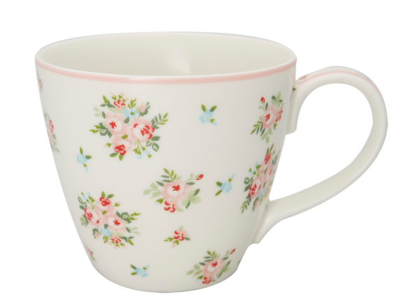 Greengate Ltd. Edition Henkeltasse / Mug Abigail White