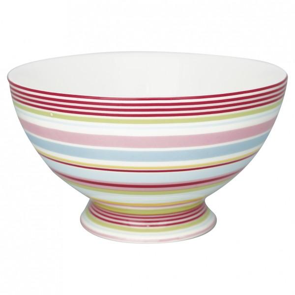 GreenGate Schale / Soup Bowl Pipa multicolor