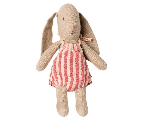 Maileg Micro Bunny, rot