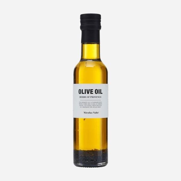 """Nicolas Vahé, Olivenöl """"Kräuter der Provence"""""""