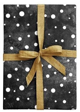 Tafelgut, Geschenkpapier Dots im 2er Set
