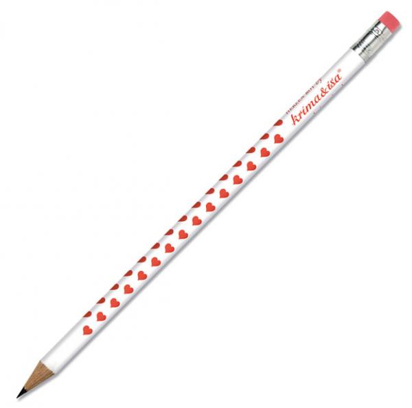 Krima & Isa Bleistift Herzchen