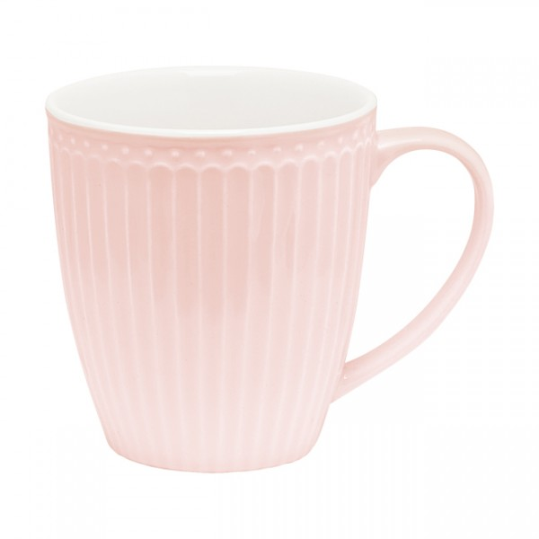GreenGate Henkeltasse / Mug, Alice Pale Pink