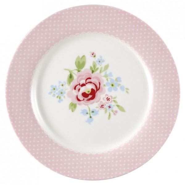 GreenGate Kids Plate / Teller Meryl Pale Pink