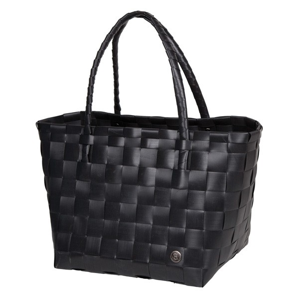 "Handed By Shopper ""Paris"", black"