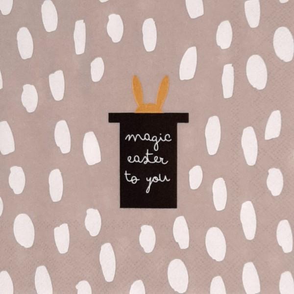 Räder Papierservietten Magic Easter
