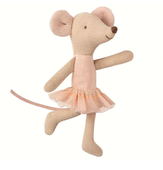 Maileg Maus Little Sister Ballerina