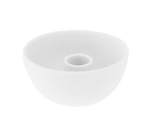 Storefactory Kerzenhalter Lidatorp weiß, mini