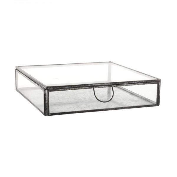 Ib Laursen Glasbox mit Deckel
