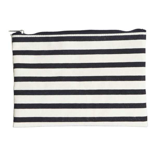 "house doctor Kulturtasche ""Stripes"", klein"