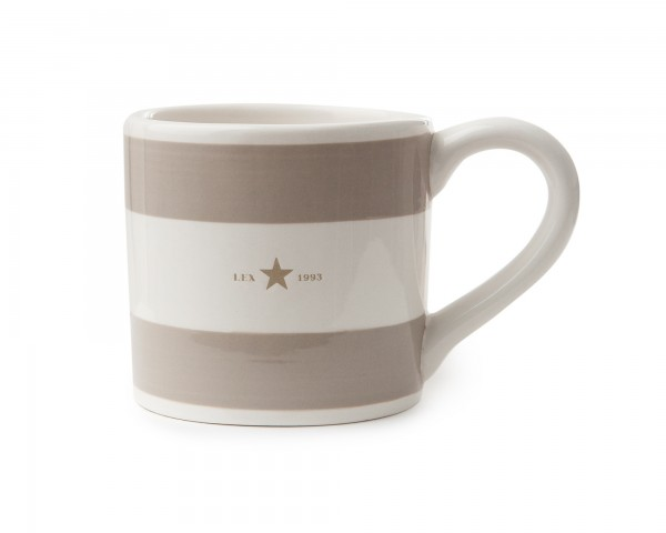 Lexington Mug/Henkeltasse, beige