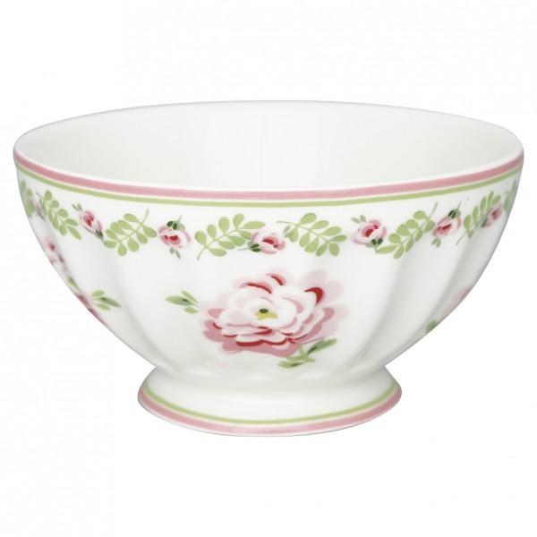 GreenGate Schale / French Bowl Lily Petit White, xlarge