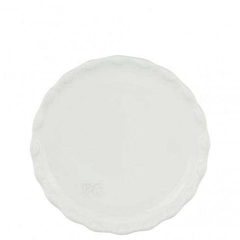 Bastion Collections Teller / Cake Plate White