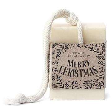"Tafelgut Seife ""Merry Christmas"""