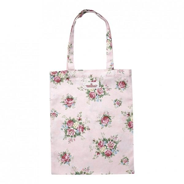 GreenGate Stofftasche / Bag Cotton Aurelia Pale Pink