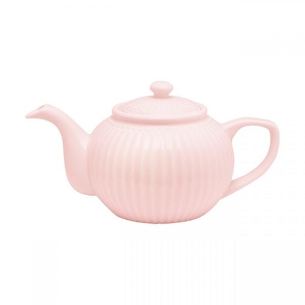 GreenGate Teekanne Alice Pale Pink