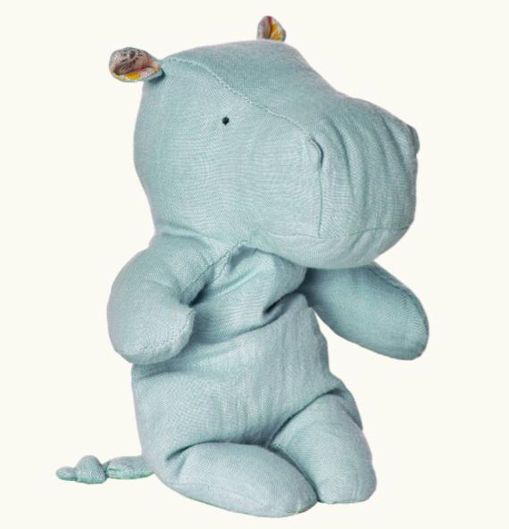 Maileg, Little Hippo, Blue