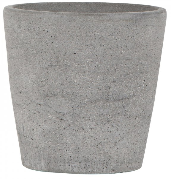 Ib Laursen Topf konisch aus Beton, large