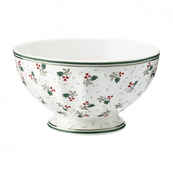 GreenGate Schale / French Bowl Joselyne White, xlarge