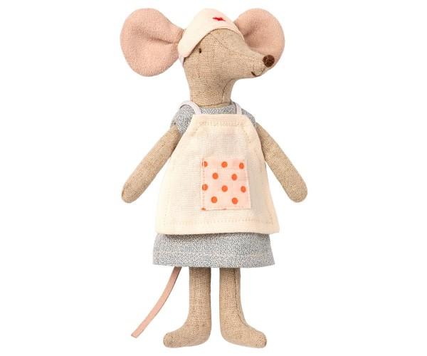 Maileg Maus Nurse Mouse