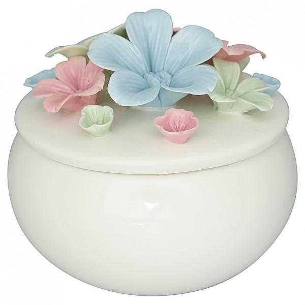 Greengate Schmuckdose / Jewelry Box Daisy multicolor large