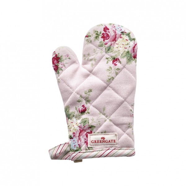 GreenGate Kinder-Grillhandschuh / Grill Glove, Aurelia Pale Pink