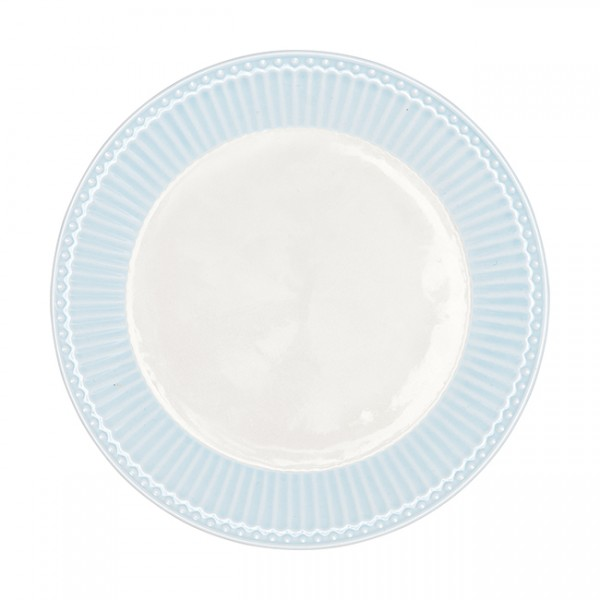 GreenGate Teller / Plate, Alice Pale Blue