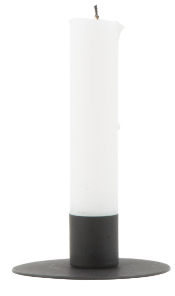 Ib Laursen, Kerzenhalter für Stabkerzen, rund