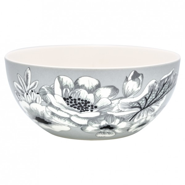 GreenGate Schale / Cereal Bowl Felicity Grey
