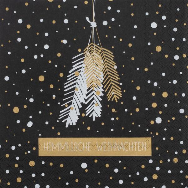 """Räder Papierserviette """"Himmlische Weihnachten"""""""