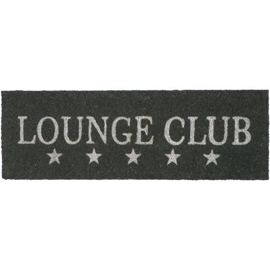 Fussmatte Lounge Club, Kokosfaser