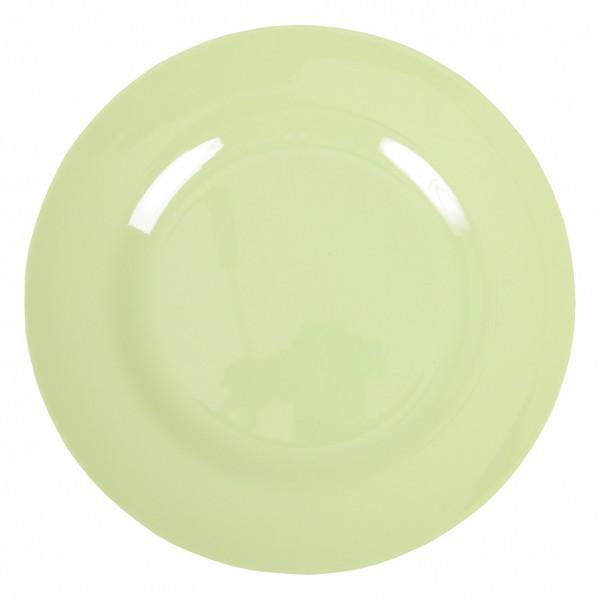 Rice Melamin Speiseteller, Mint (Hellgrün)