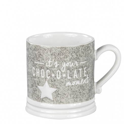 Bastion Collections Mug Large it's your Chocolate moment