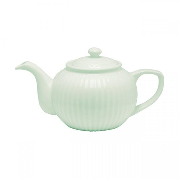 GreenGate Teekanne Alice Pale Green