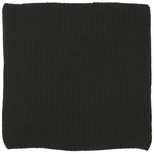 Ib Laursen Spültuch Mynte, pure black