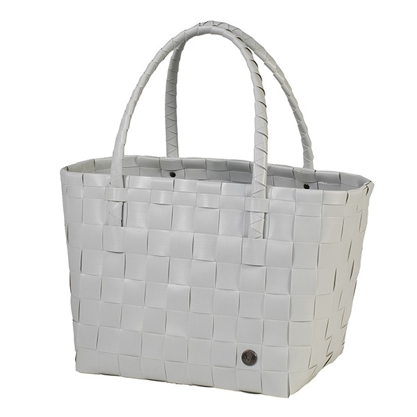 "Handed By Shopper ""Paris"", misty grey"