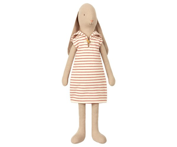Maileg Hase / Rabbit Sailor Dress, Size 4