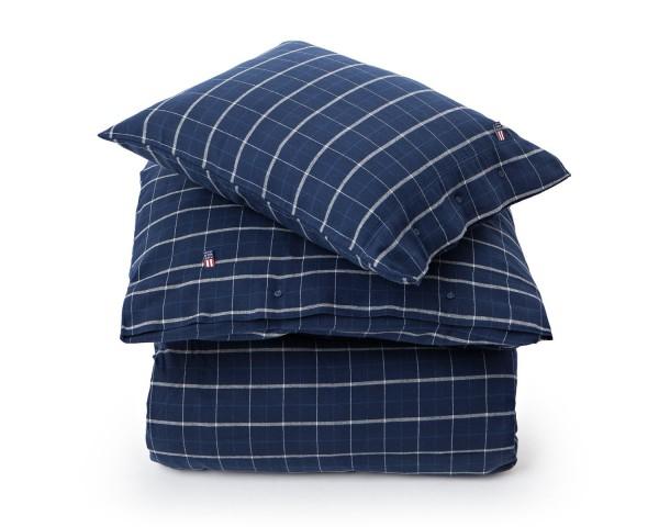 Lexington Checked Flannel Duvet (Bettbezug), 135 x 220 cm